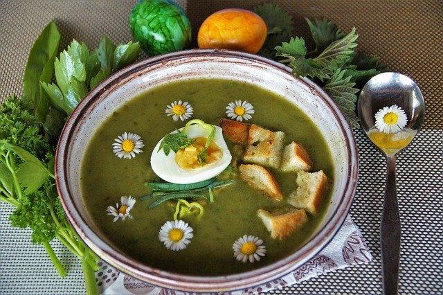 zupa na wilkanoc