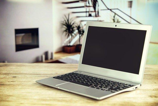 nowy laptop