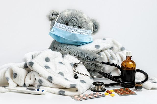 tabletki i miś