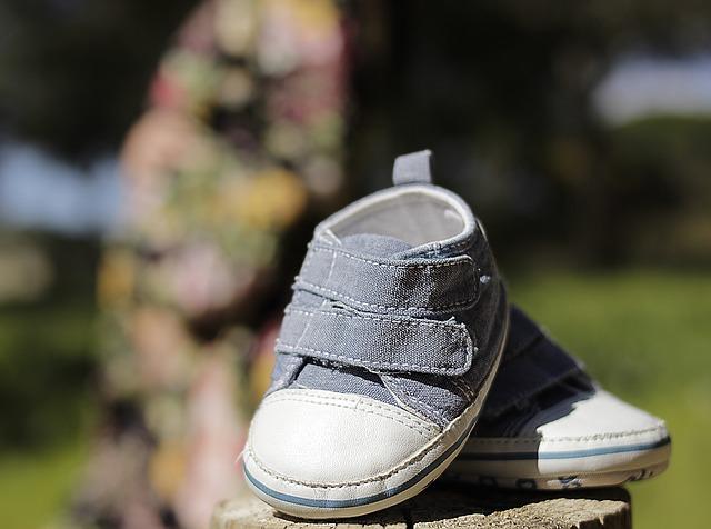 małe buciki
